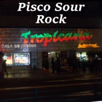 Logo de la radio Pisco Sour Rock