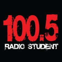 Logo of radio station Radio Student 100.5