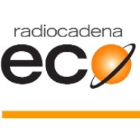 Logo of radio station ECO Radio 1220 AM