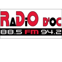 Logo of radio station RaDiO d'Oc