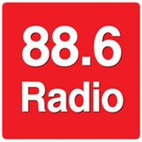 Logo of radio station 88.6 Radio