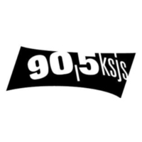Logo of radio station 90.5FM KSJS