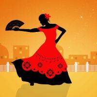 Logo of radio station JAZZRADIO.com - Flamenco Jazz