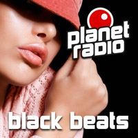 Logo de la radio Planet Radio Black Beats