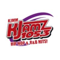 Logo de la radio KJMM Kjamz 105.3