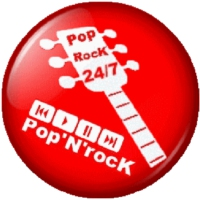 Logo of radio station Pop'N'rocK