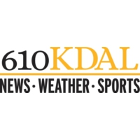 Logo of radio station KDAL 610 AM