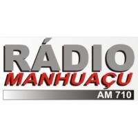 Logo of radio station Radio Manhuacu AM 710