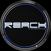 Logo of radio station Reach FM