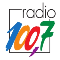 Logo of radio station Radio 100.7 FM