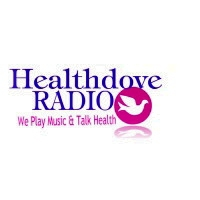 Logo of radio station Healthdove Radio