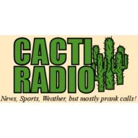 Logo de la radio Cacti Radio