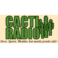 Logo of radio station Cacti Radio