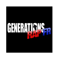 Logo de la radio Générations Rap FR