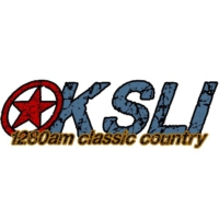 Logo of radio station KSLI 1280