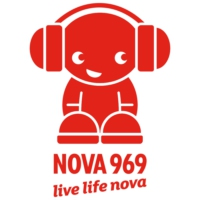 Logo of radio station Nova 969