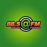 Logo de la radio @FM 88.5 FM