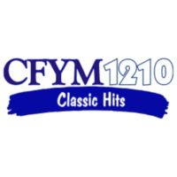 Logo of radio station CFYM 1210