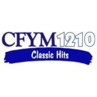Logo of radio station CFYM 1210