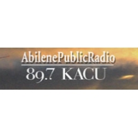 Logo of radio station KACU NPR 89.7 FM