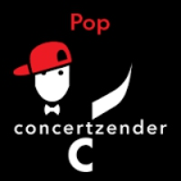 Logo of radio station Concertzender Pop