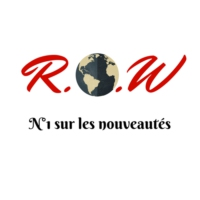 Logo of radio station R.O.W