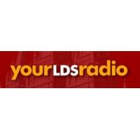 Logo of radio station YourLDSradio