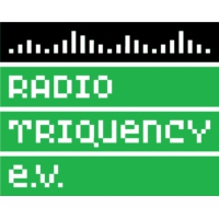 Logo of radio station Radio Triquency 95.9