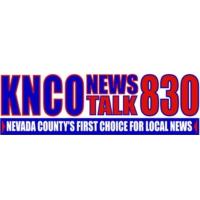 Logo of radio station KNCO 830 AM