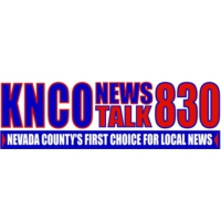 Logo of radio station KNCO 830 AM
