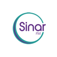 Logo of radio station Sinar FM