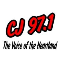 Logo of radio station CJ 97.1