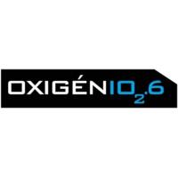 Logo de la radio Rádio Oxigénio 102.6