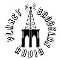 Logo of radio station Planet Brooklyn Radio