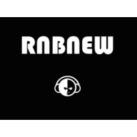 Logo of radio station RNBNEW