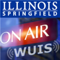 Logo of radio station WUIS NPR 91.9