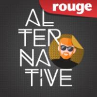 Logo of radio station Rouge FM Alternative