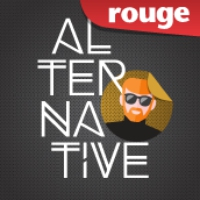 Logo of radio station Rouge FM Alternative