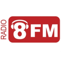 Logo of radio station Radio 8FM Den Bosch