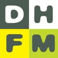 Logo of radio station Den Haag FM 106.8