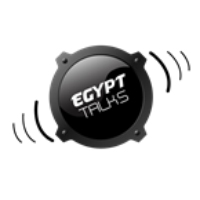 Logo of radio station Radio Egypt Talk