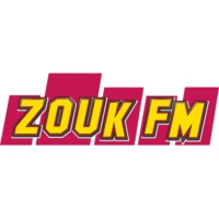 Logo of radio station Zouk FM Guadeloupe