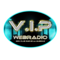 Logo of radio station V.I.P webradio