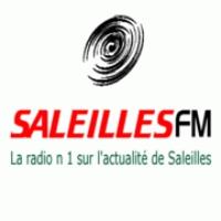 Logo de la radio Saleilles fm