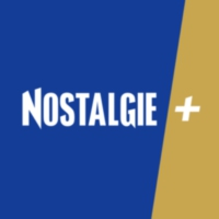 Logo of radio station Nostalgie +
