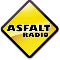Logo of radio station Asfalt Radio