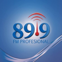 Logo of radio station FM 89.9