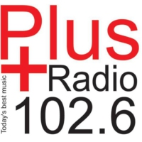 Logo of radio station Plus Radio 102.6