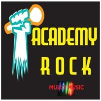 Logo of radio station ACADEMY ROCK