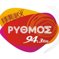 Logo of radio station Ρυθμός 94,3
